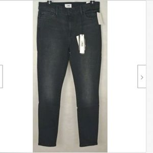 M1858 New York black Kristen skinny jeans